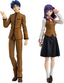 Fate/Stay Night Heaven's Feel Figma Akční figurka 2-Pack Shinji