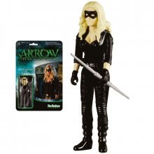 Akční figurka Arrow ReAction Black Canary 10 cm