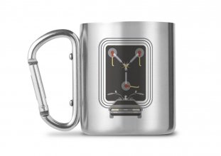 Back To The Future Carabiner Hrnek Flux