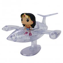DC Comics POP! figurka Invisible Jet & Wonder Woman 12 cm
