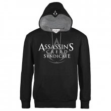 Pánská mikina Assassins Creed Syndicate Black Logo L