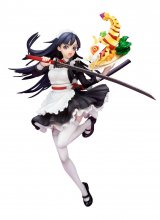 7th Dragon 2020 II PVC Socha 1/7 Samurai Katanoko Maid Style 21