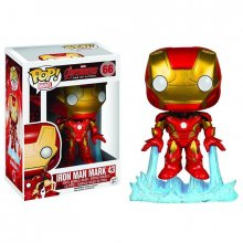 Avengers Age of Ultron Bobble-head figurka Iron Man 10 cm