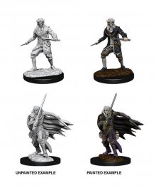 Pathfinder Battles Deep Cuts Unpainted Miniatures Male Elf Rogue