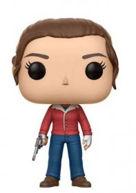 Stranger Things POP! TV Vinylová Figurka Nancy (with Gun) 9 cm