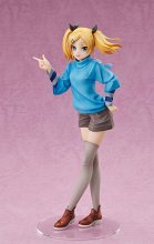 Shirobako The Movie PVC Socha 1/7 Erika Yano 23 cm