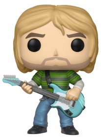 Nirvana POP! Rocks Vinylová Figurka Kurt Cobain (Teen Spirit) 9
