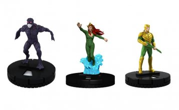 DC Comics HeroClix: Queen Mera - Atlantean Civil War Monthly Org