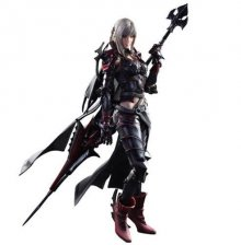 Final Fantasy XV Play Arts Kai Akční figurka Aranea Highwind 27