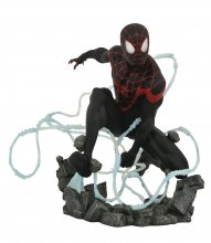 Marvel Comic Premier Collection Socha Miles Morales Spider-Man