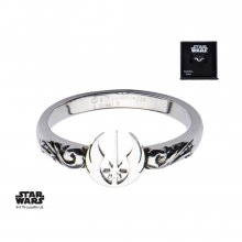 Star Wars Ring Jedi Symbol Size 08