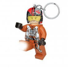 Lego Star Wars Mini-Flashlight with Keychains Poe Dameron