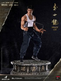 Bruce Lee Hybrid Type Superb Socha 1/4 Bruce Lee Tribute Ver. 4