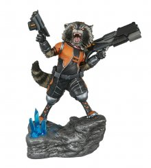 Guardians of the Galaxy Premium Format Figure Rocket Raccoon 25