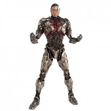 Justice League Movie ARTFX+ soška Cyborg 20 cm