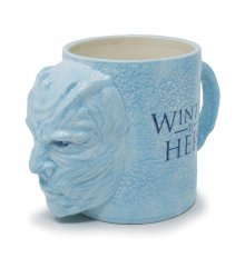Game of Thrones 3D Shaped Hrnek Night King