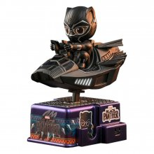 Black Panther CosRider mini figurka se zvuky & Light Up Black