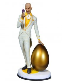 Batman Classic Collection Maquette Egghead 36 cm
