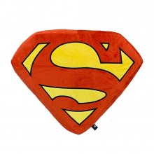 DC Comics Plush polštářek Superman Logo 35 x 35 cm