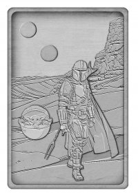 Star Wars: The Mandalorian Iconic Scene Collection Limited Editi