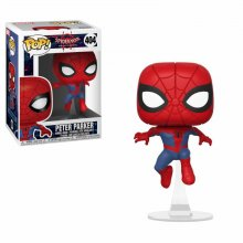 Spider-Man Animated POP! Marvel Vinyl Bobble-Head Peter Parker 9
