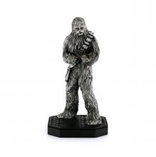 Star Wars Pewter Collectible Socha Chewbacca Limited Edition 24