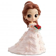 Disney Q Posket mini figurka Belle Dreamy Style A Normal Color V