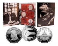 Kmotr ollectable Coin 3-Pack