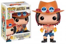 One Piece POP! Television Vinylová Figurka Portgas D. Ace 9 cm