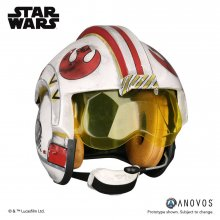 Star Wars Replica 1/1 Luke Skywalker Rebel Pilot Helmet Accessor