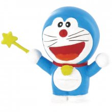 Doraemon sběratelská mini figurka Doraemon with Magic Wand 7 cm