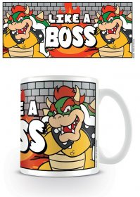 Super Mario Hrnek Like A Boss