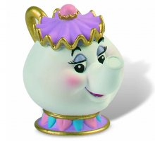 Beauty and the Beast Figure Mrs. Potts 6 cm