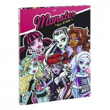 Monster High desky na dokumenty All Stars