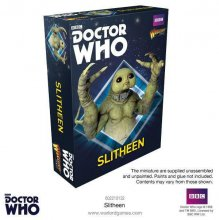 Doctor Who Exterminate! Miniatures Slitheen *English Version*