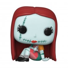 Nightmare before Christmas POP! Disney Vinylová Figurka Sally Se