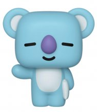 BT21 Line Friends POP! Animation Vinylová Figurka Koya 9 cm