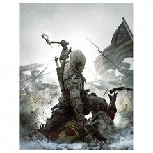 Artprint Assassins Creed Fighting For Freedom 40 x 50 cm