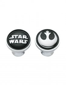 Star Wars cínová edice Cufflinks Rebel Alliance