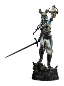 Court of the Dead Premium Format Figure Kier Deaths Warbringer 5