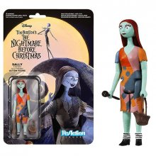 Nightmare Before Christmas ReAction figurka Sally 10 cm