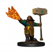 D&D Icons of the Realms Premium Miniature pre-painted Dwarf Cler