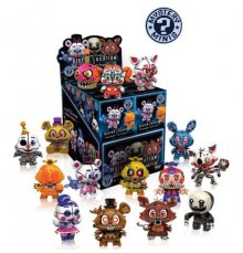 Five Nights at Freddy's Mystery Mini Figures 6 cm Display Series