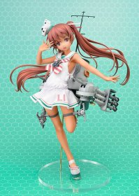 Kantai Collection PVC Socha 1/7 Libeccio 22 cm