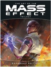 Mass Effect Art Book The Art of the Mass Effect Trilogy: Expande