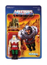 Masters of the Universe ReAction Action Figure Wave 4 Ram Man 10