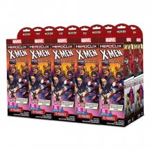 Marvel HeroClix: X-Men Rise and Fall Booster Brick (10)