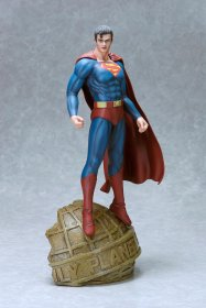 DC Comics Fantasy Figure Gallery Statue 1/6 Superman (Luis Royo)