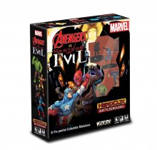 Marvel HeroClix Battlegrounds: Avengers vs Masters of Evil