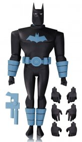 The New Batman Adventures Akční figurka Anti-Fire Suit Batman 15